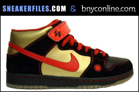 Sneakerfiles x BNYCOnline Contest Day 7