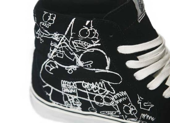 Vans x Simpsons Futura and Todd James