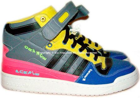 Adidas Consortium Forum High