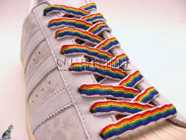 Adidas Superstar Vintage Stars Reflector Sample