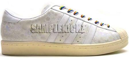 Adidas Superstar Vintage Stars Reflector Sample