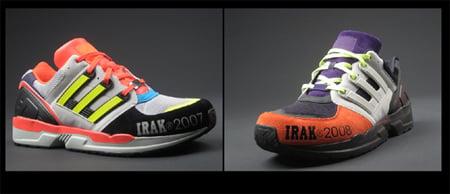 Adidas Torsion Irak NY 2008
