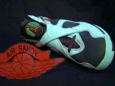 Air Jordan Retro 8 Black Toe