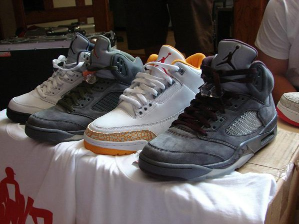 Air Jordan Unreleased Samples