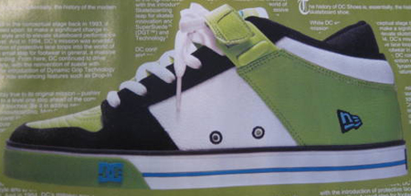 DC Shoes x New Era 20 94 Fall 2007 Preview  19f2ecc8c