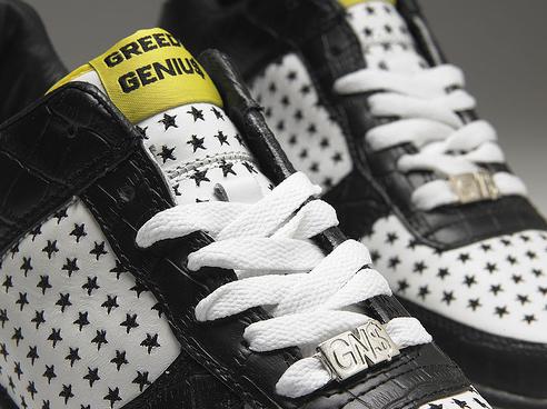 Greedy Genius x Barneys NY Croc Stars