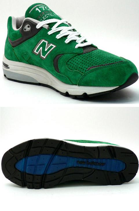 New Balance Made in UK 1700 Green
