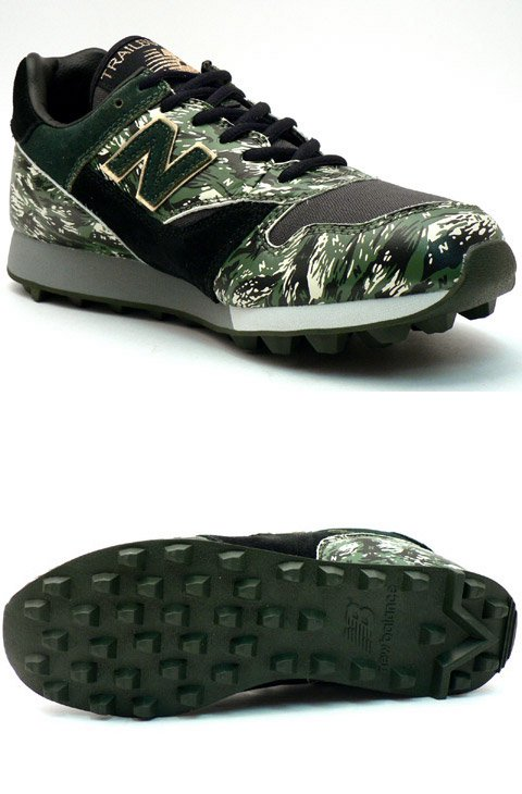 New Balance Trail Buster Camo