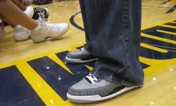 New Jordan Spizike Cool Grey