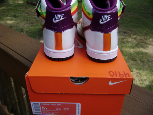 New Nike Vandal High Kids Only