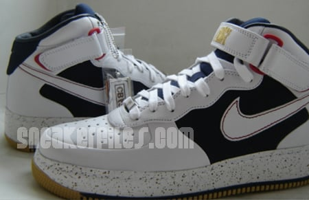 USA Dream Team inspired version of Charles Barkley's Nike