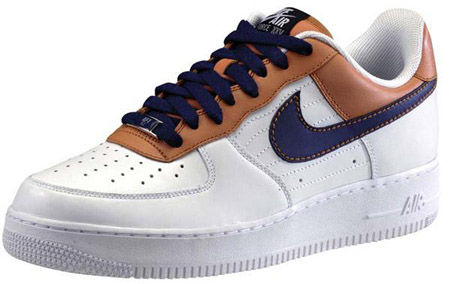 Nike Air Force 1 Charles Barkley Auburn