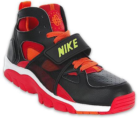 Nike Air Trainer Huarache Varsity Red/Orange Released