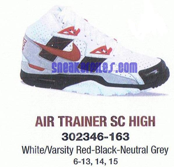 Nike Air Trainer SC High Retro
