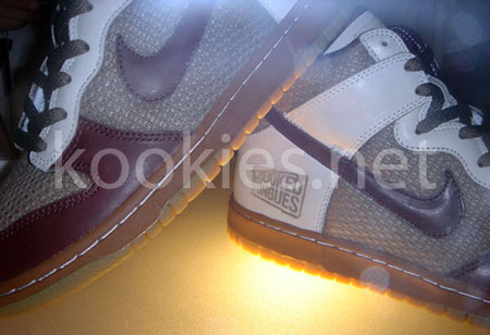 Nike Dunk High Crooked Tongues BBQ