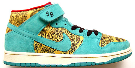 SB Nike 4711 Mid Peacock Dunk CologneSneakerFiles trdshQC