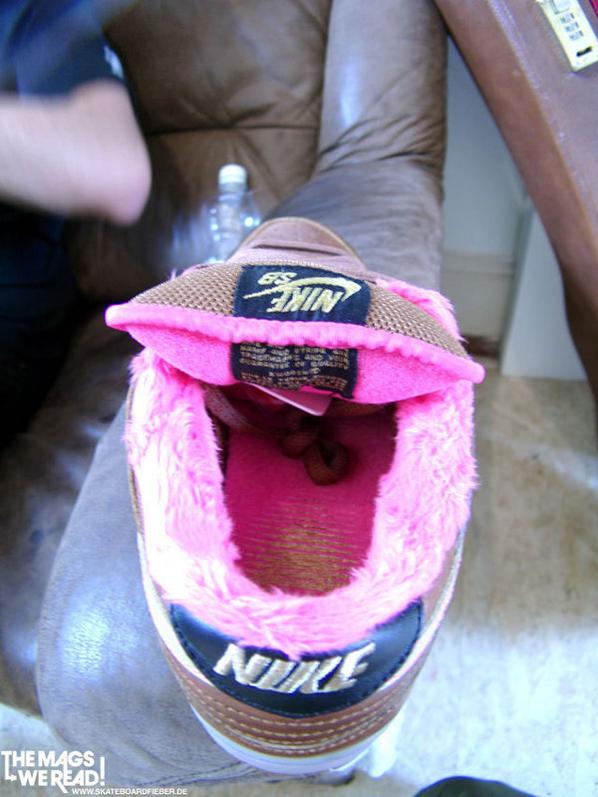 Nike SB 2008 Show Case