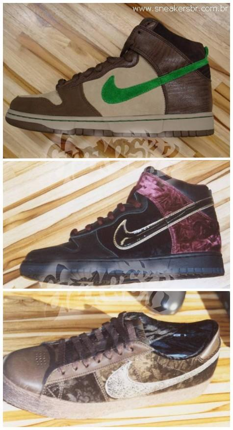 Nike SB Holiday 2007 Preview