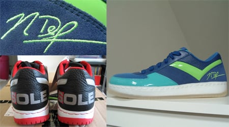 Pony Classic BB Low and City Wings High x Sole Collector