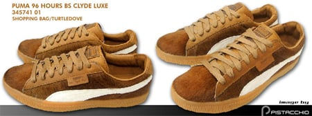 magasin en ligne 164fc 06fd9 Puma Clyde 96 Hours BS Luxe | SneakerFiles