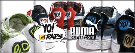 Puma Clyde Yo! MTV Raps Feature