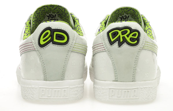Puma Yo! MTV Raps Doctor Dre and Ed Lover