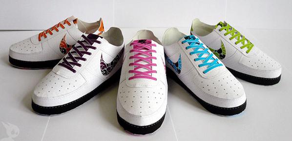 Rock Paper Sneakers Exhibition