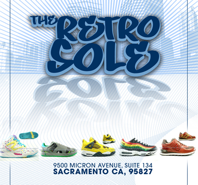 The Retro Sole 2.0 Has Launched