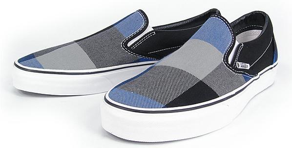 Vans Slip-On and Sk8-Hi Flannel Pack