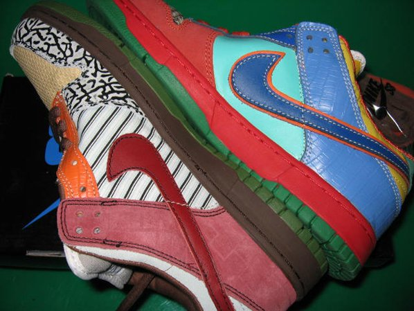 What the Dunk SB Real Concept or Fake?