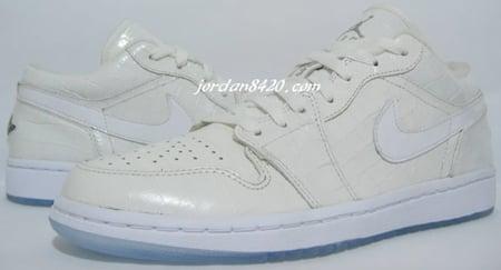 Air Jordan Retro 1 Low Croc