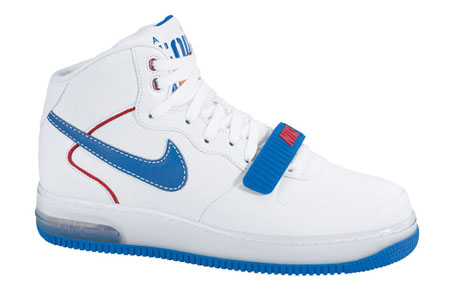 Charles Barkley Alpha Force Air Force Ones