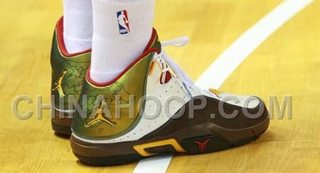 Jordan Melo M4 Possible Player Exclusives