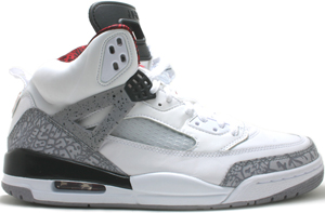 sports shoes 049cf 77b02 Air Jordan Spizike OG White Cement