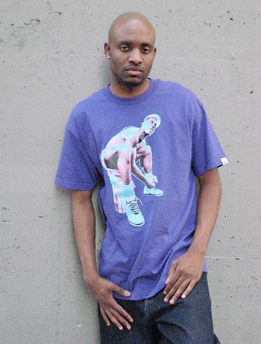 Matching Air Jordan Aqua 8 T-Shirt
