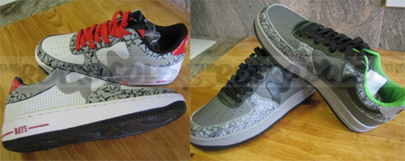 New Bays Sneakers for October