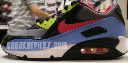 New Nike Air Max 90 Patent Leather