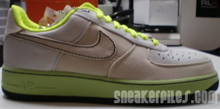Nike Air Force 1 World Series Toronto Detailed Look