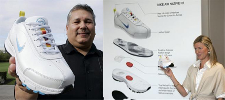 Nike Air Native N7 Made for Native Americans