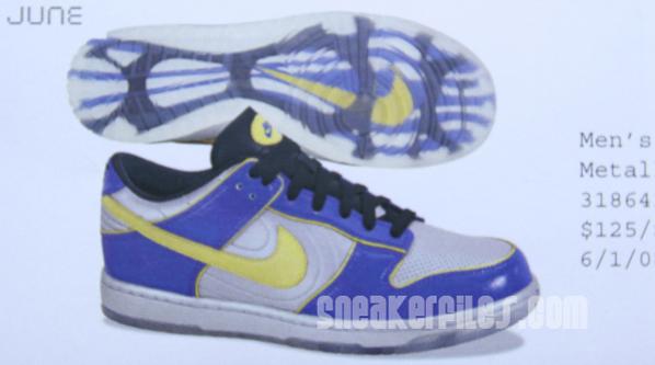 Nike Dunk Low June 2008