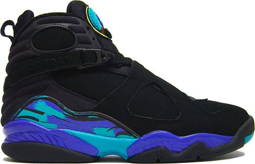 sports shoes 5feb0 6f2a9 Nike Air Jordan 8 VIII Retro Aqua at Purchaze