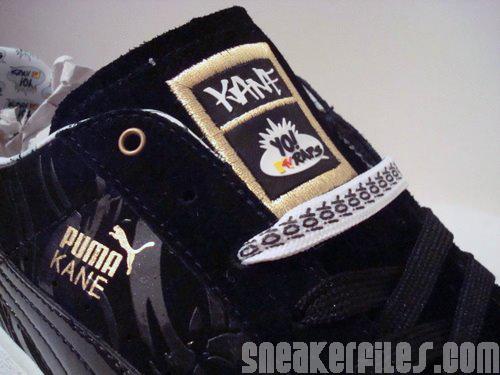 Puma Yo! MTV Raps Detailed Look