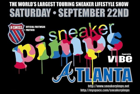 Sneaker Pimps Atlanta September 22nd