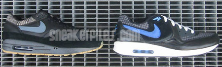 New Nike Air Max 1 and Air Max Light