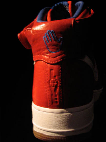 Bobbito Nike Air Force 1 High Preview
