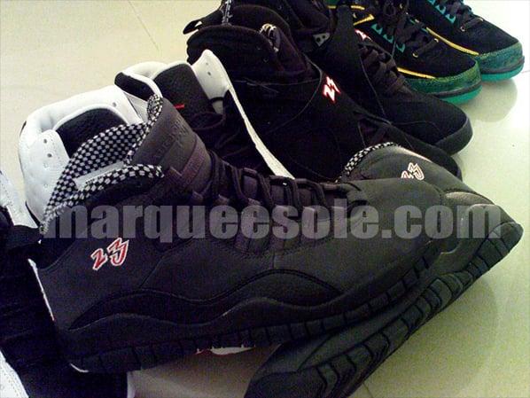 Air Jordan 10 Countdown Pack with 23