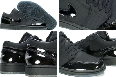 a2fb1fc3541471 Air Jordan Retro 1 Black Crocodile Release Dates