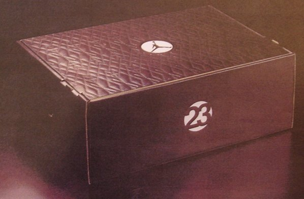 Air Jordan XX3 Box
