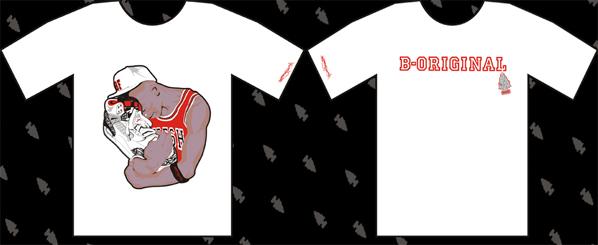 B-Original Spizike T-Shirt By Bobby Fresh