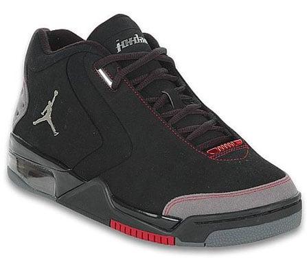 e911b71b05b Jordan Big Fund Black Grey Red